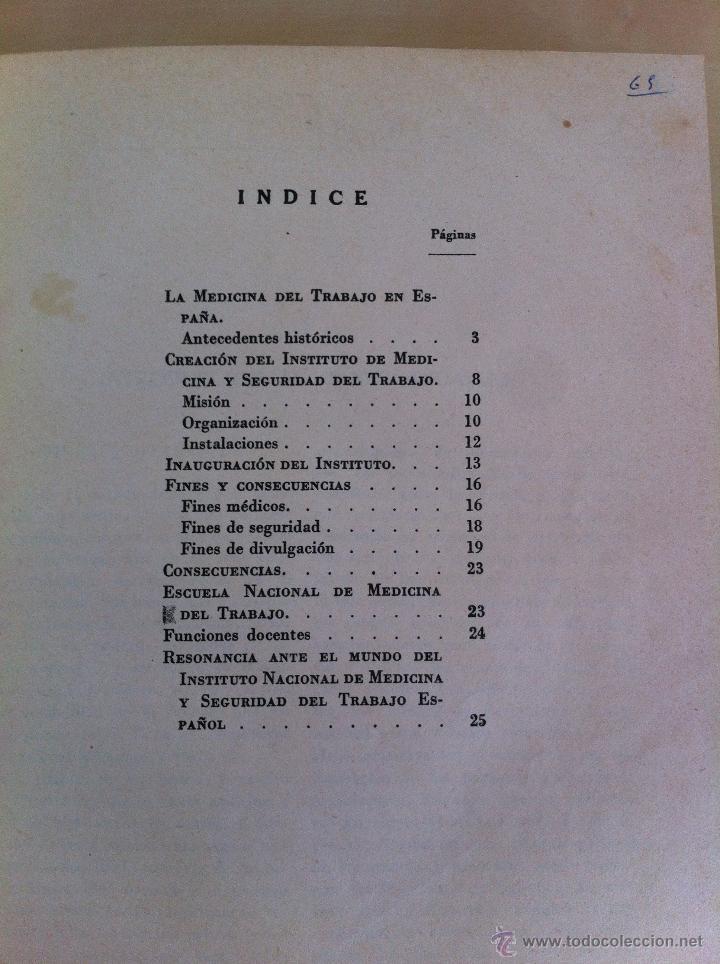 Libros antiguos: CALVO SOTELO, MEDICINA EN EL TRABAJO, EL CANTE ANDALUZ, LAS REALES ACADEMIAS Y MÁS. VER FOTOGRAFÍAS. - Foto 13 - 46249993