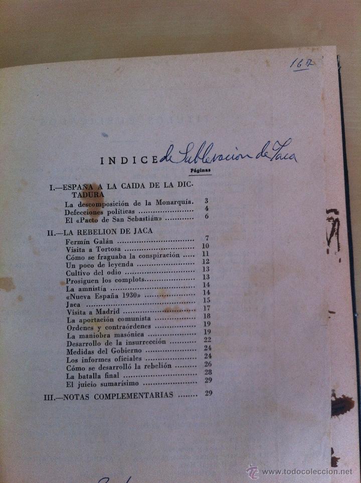 Libros antiguos: CALVO SOTELO, MEDICINA EN EL TRABAJO, EL CANTE ANDALUZ, LAS REALES ACADEMIAS Y MÁS. VER FOTOGRAFÍAS. - Foto 16 - 46249993