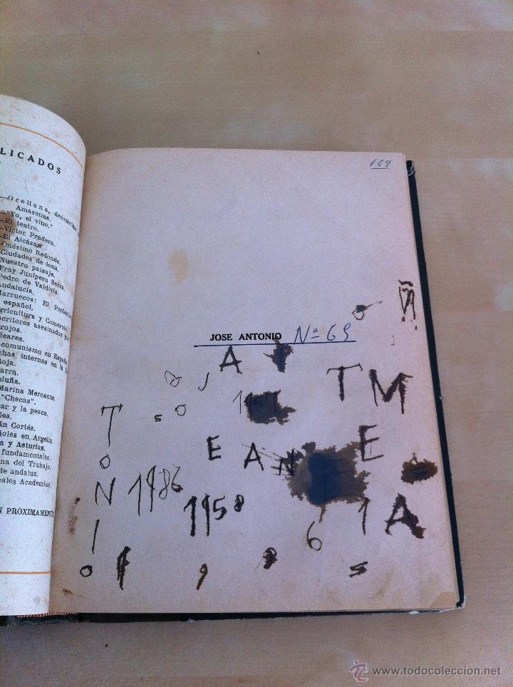 Libros antiguos: CALVO SOTELO, MEDICINA EN EL TRABAJO, EL CANTE ANDALUZ, LAS REALES ACADEMIAS Y MÁS. VER FOTOGRAFÍAS. - Foto 17 - 46249993
