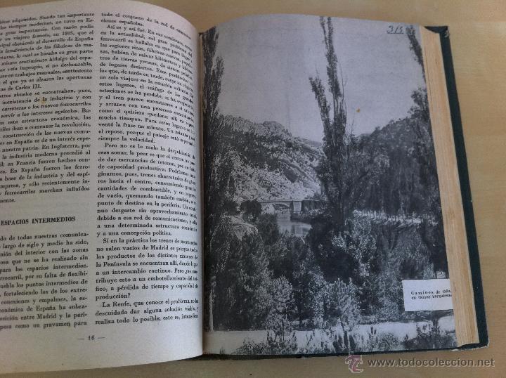 Libros antiguos: CALVO SOTELO, MEDICINA EN EL TRABAJO, EL CANTE ANDALUZ, LAS REALES ACADEMIAS Y MÁS. VER FOTOGRAFÍAS. - Foto 24 - 46249993