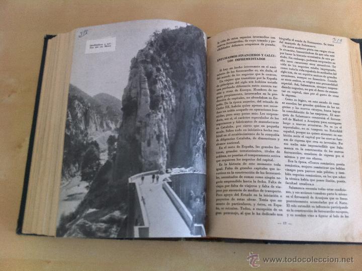 Libros antiguos: CALVO SOTELO, MEDICINA EN EL TRABAJO, EL CANTE ANDALUZ, LAS REALES ACADEMIAS Y MÁS. VER FOTOGRAFÍAS. - Foto 25 - 46249993
