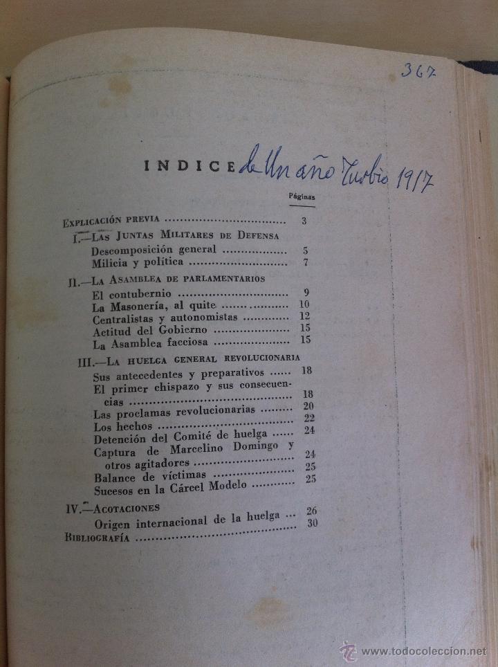 Libros antiguos: CALVO SOTELO, MEDICINA EN EL TRABAJO, EL CANTE ANDALUZ, LAS REALES ACADEMIAS Y MÁS. VER FOTOGRAFÍAS. - Foto 27 - 46249993