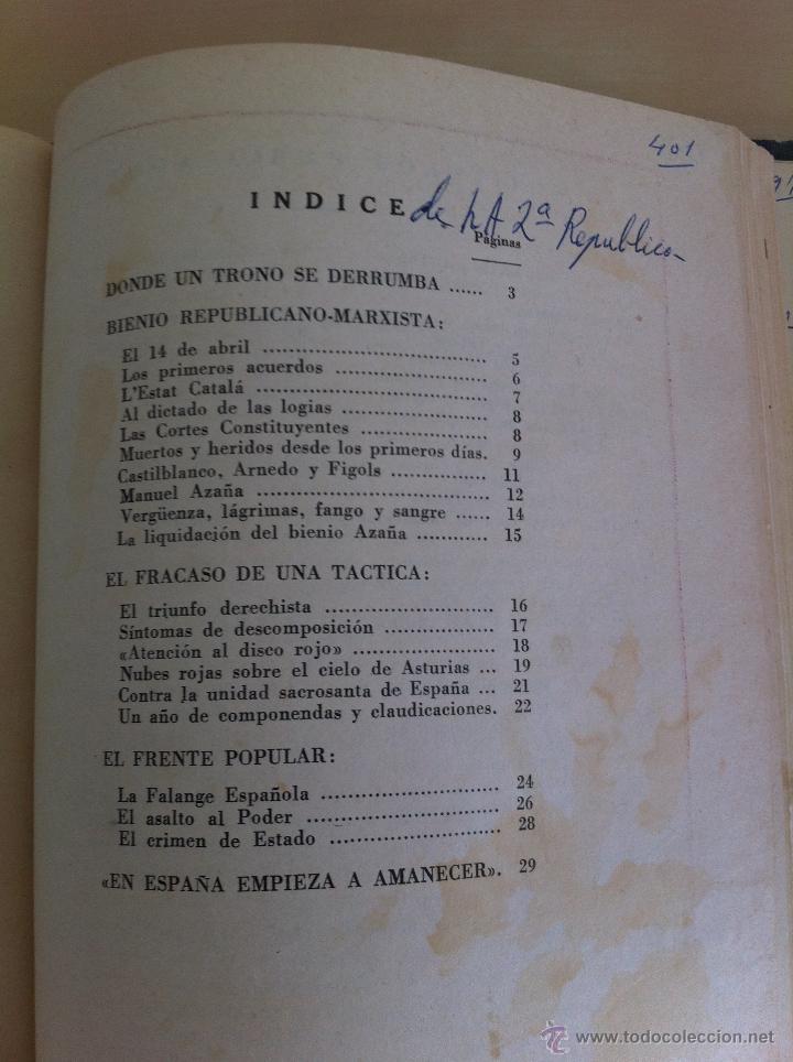 Libros antiguos: CALVO SOTELO, MEDICINA EN EL TRABAJO, EL CANTE ANDALUZ, LAS REALES ACADEMIAS Y MÁS. VER FOTOGRAFÍAS. - Foto 28 - 46249993