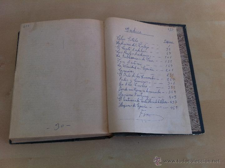 Libros antiguos: CALVO SOTELO, MEDICINA EN EL TRABAJO, EL CANTE ANDALUZ, LAS REALES ACADEMIAS Y MÁS. VER FOTOGRAFÍAS. - Foto 33 - 46249993