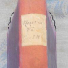 Libros antiguos: RAZON Y FE, REVISTA, JESUITAS, SEPT.DICIEMB.1918 GORKI,AVELLANEDA,DIEGO DE TOVAR. Lote 46265162