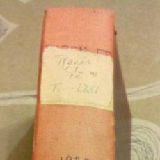 Libros antiguos: RAZON Y FE, REVISTA, JESUITAS, ENERO-ABRIL1925 HAECKEL, BATALLA DE PAVIA, TEATRO. Lote 46266103