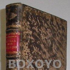 Libros antiguos: BALLESTEROS, ANTONIO. SEVILLA EN EL SIGLO XIII. Lote 46147217