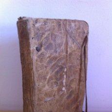 Libros antiguos: FÁBULAS DE PEDRO LIBERTO DE AUGUSTO. LATÍN Y CASTELLANO. C.1700. JOSÉ CARABAZA. EUSTAQUIO GARCÍA.. Lote 46322974