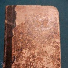 Libros antiguos: DE ARTE RHETORICA - AUCTORE P. DOMINICO DECOLONIA - MATRITI: TYPIS SOCIETATIS 1854 - TEXTO EN LATÍN. Lote 46323792