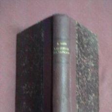 Libros antiguos: ANDRE GUIDE LAS CUEVAS DEL VATICANO 1ª EDICION 1932. Lote 46349846