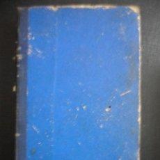 Libros antiguos: COMPENDIO DE PSICOLOGIA, LOGICA Y ETICA. POR D. LUIS MARIA ELIZALDE E YZAGUIRRE, CATEDRATICO DE SEGU. Lote 46396532