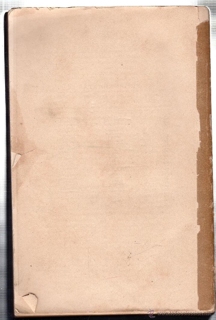 Libros antiguos: TRATADO DE AGUAS Y RIEGOS. ANDRES LLAURADO. IMPRENTA MANUEL TELLO. MADRID. 1878 - Foto 2 - 46422770
