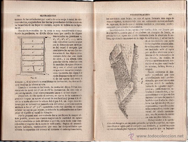 Libros antiguos: TRATADO DE AGUAS Y RIEGOS. ANDRES LLAURADO. IMPRENTA MANUEL TELLO. MADRID. 1878 - Foto 5 - 46422770