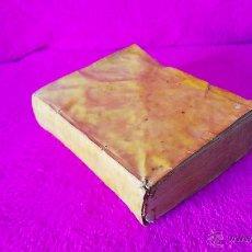 Libros antiguos: MONTSERRAT, EPITOME HISTORICO DEL SANTUARIO Y REAL MONASTERIO DE NUESTRA MONSERRATE PEDRO SERRA 1747. Lote 46434785