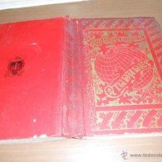 Libros antiguos: LAS GRANDES CIUDADES ROMA MADRID LISBOA ATENAS TOKIO BARCELONA IMPRENTA HENRICH Y Cª BARCELONA 1909. Lote 46443732