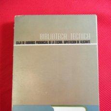 Libros antiguos: BIBLIOTECA TÉCNICA.. Lote 46480651