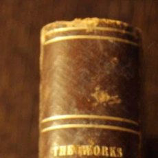Libros antiguos: THE WORKS OF ALEXANDER POPE. ILLUSTRATED BY J.A. PASQUIER. LONDON, . Lote 46489544