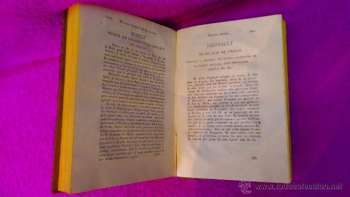 Libros antiguos: HISTORIA SECRETA DEL GABINETE DE NAPOLEON BONAPARTE, JOSE MATARO, LUIS GOLDSMITH 1813 - Foto 3 - 46495419