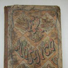 Libros antiguos: EL MOSAICO LITERARIO EPISCOPAL. BASTINOS Y PUIG SEVALLL. 1918. SUCESORES DE BLAS CAMI. Lote 46508174