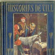 Libros antiguos: HISTORIAS DE TILL EULENSPIEGEL (ARALUCE, C. 1930). Lote 60312429