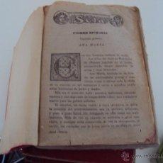 Libros antiguos: LIBROS ANTIGUOS. Lote 56173673