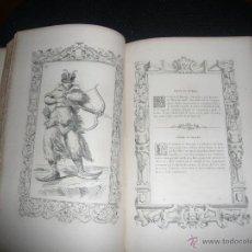 Libros antiguos: CESARE VECELLIO VESTIMENTAS DE PAISES ANTIGUOS Y MODERNOS.. Lote 46591590