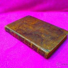 Libros antiguos: HISTORIA DE LA VIDA DEL HOMBRE, ABATE D. LORENZO HERVAS 1789 (INQUISICION CENSURA). Lote 46603794
