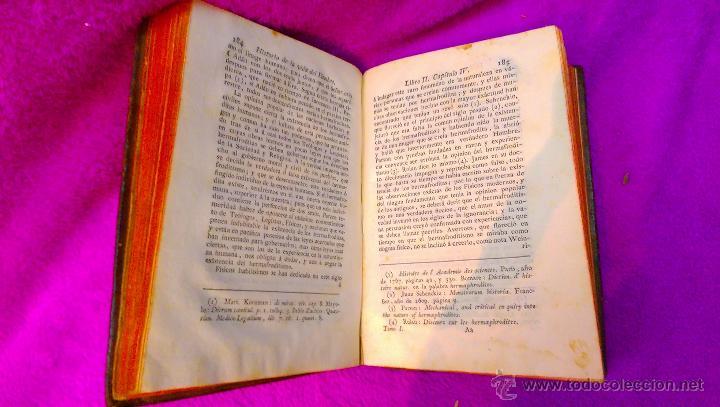Libros antiguos: HISTORIA DE LA VIDA DEL HOMBRE, ABATE D. LORENZO HERVAS 1789 (INQUISICION CENSURA) - Foto 5 - 46603794