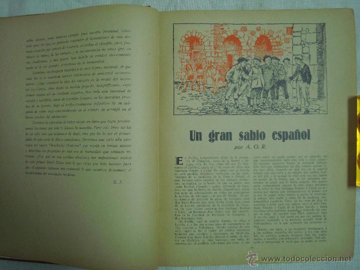 Libros antiguos: EL MUCHACHO MODERNO.EL LIBRO DE LOS GRANDES INVENTOS.1935.FOLIO. MUY ILUSTRADO - Foto 8 - 46616776