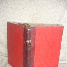 Libros antiguos: DOLORAS DE CAMPOAMOR. Lote 46736461