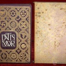 Libros antiguos: LA VITA NUOVA (EDIZIONE RAFINATTA DI LUSSO), BERGAMO, ISTITUTO ITALIANO D'ARTI GRAFICHE (1921). Lote 46775312