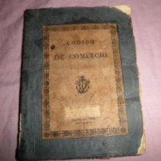 Libros antiguos: CODIGO DE COMERCIO - AÑO 1829 - REYNADO FERNANDO VII - MUY RARO.. Lote 46775554