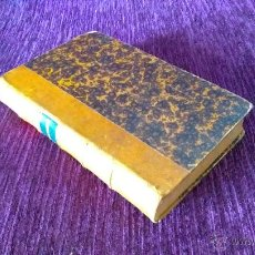 Libros antiguos: REFLEXIONES, SENTENCIAS, MAXIMAS MORALES, LA ROCHEFOUCAULD, M. SAINTE, MANUEL MACHADO 1873. Lote 46781423