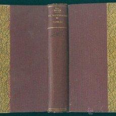 Libros antiguos: PÍO BAROJA EL MAYORAZGO DE LABRAZ ED. RENACIMIENTO , MADRID 1913 . 1ª EDICIÓN. Lote 46783851
