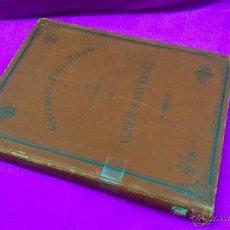 Libros antiguos: BOMBEROS, ALBUM UNIVERSEL SAPEURS POMPIERS, FEUERWEHR WELT ALBUM, P. CHRISNACH 1894 . Lote 46831456