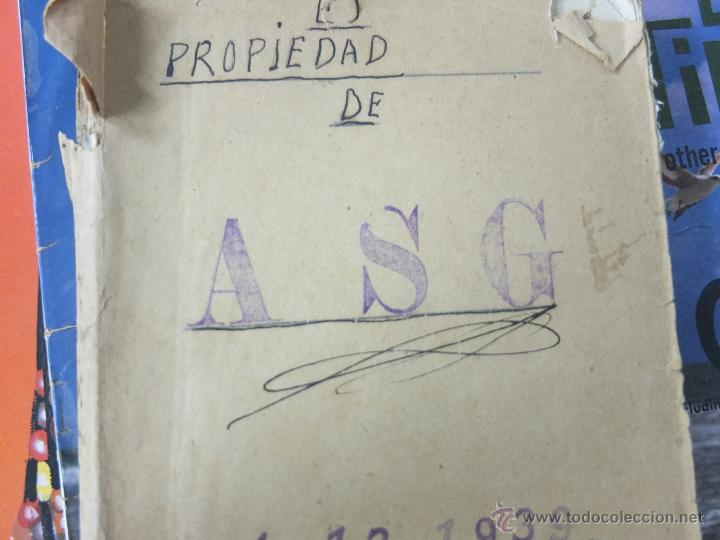 Libros antiguos: CURIOSO LIBRO INFORMATIVO DE LAS CORRIDAS DE TOROS DE MADRID ,TETUAN VISTA ALEGRE,EXTRANJERO-1932 - Foto 2 - 46896288