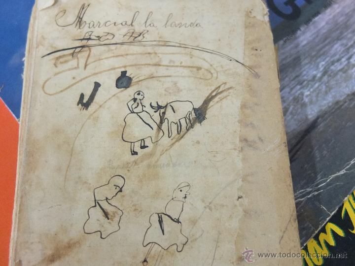 Libros antiguos: CURIOSO LIBRO INFORMATIVO DE LAS CORRIDAS DE TOROS DE MADRID ,TETUAN VISTA ALEGRE,EXTRANJERO-1932 - Foto 3 - 46896288