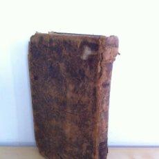 Libros antiguos: CONTINUACIÓN A LA HISTORIA MORAL DEL NUEVO ROBINSON. TOMO IV.2 MANUSCRITOS.SALUSTIANO TORREJÓN.1803.. Lote 46905948