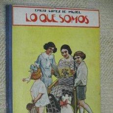 Libros antiguos: LECTURAS INFANTILES, POR JOSÉ ORTEGA MUNILLA. RAMÓN SOPENA, EDITOR, 1930, ILUSTRADO. Lote 46906871