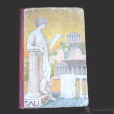 Libros antiguos: DON MANUEL IBARZ BORRAS. LECTURA PARA NIÑOS. PAGINAS SELECTAS. AÑO 1914. Lote 46919878
