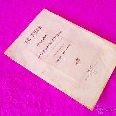 Libros antiguos - LA PUDA ESTABLECIMIENTO DE AGUAS MINERALES SULFUROSAS, ESPARRAGUERA DR. MANUEL ARNUS 1853 - 46922045