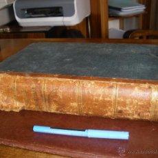 Libros antiguos: HISTORIA UNIVERSAL DE D. NICOLÁS M. SERRANO. TOMO I. AÑO 1874.. Lote 46938814