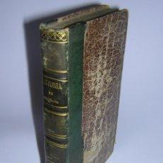 Libros antiguos: 1843 - LAFUENTE ALCANTARA - HISTORIA DE GRANADA TOMO I. Lote 46987845
