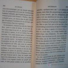 Libros antiguos: 1846 LONGCHENE LE MONDE SOUTERRAIN OU MERVEILLES GEOLOGIQUES. Lote 7702668
