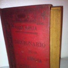 Libros antiguos: ANTIGUO NUEVO DICCIONARIO DE LA LENGUA CASTELLANA POR ROQUE BARCIA 1905. Lote 47020531