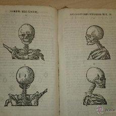 Libros antiguos: 1736 - ARPHE Y VILLAFAÑE, JUAN DE - VARIA COMMENSURACION PARA LA ESCULTURA Y ARQUITECTURA ... RELOJ. Lote 47085852