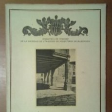Libros antiguos: TARREGA VALERIO SERRA I BOLDU 1932 LERIDA. Lote 47091958
