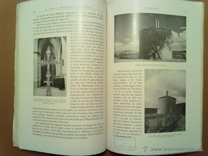 Libros antiguos: CERVERA FERNANDO RAZQUIN FABREGAT 1935 17,5 X 24,5 CM (APROX) 40 PAGINAS - Foto 2 - 47092102