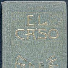 Libros antiguos: A. K. GREEN: EL CASO LEAVENWORTH. NOVELA TRADUCIDA POR EMILIO Mª MARTÍNEZ. 2 VOLÚMENES. 1908 Y 1909. Lote 47095234