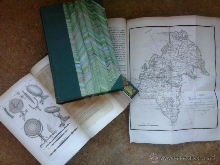 3 VOLÚMENES DE OEUVRES COMPLETES DE BUFFON (1819) / COMTE DE LACEPÈDE. RARA EDICIÓN.. (Libros Antiguos, Raros y Curiosos - Ciencias, Manuales y Oficios - Otros)